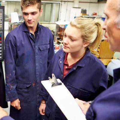 Apprenticeships recruitments